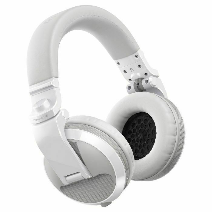 PIONEER - Pioneer HDJ X5BT Bluetooth DJ Headphones (gloss white) (B-STOCK)