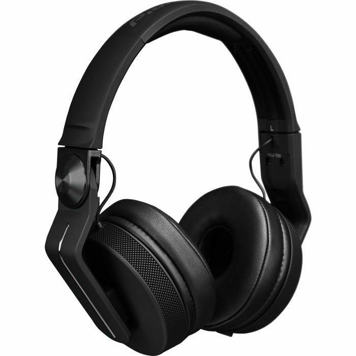 PIONEER - Pioneer HDJ700 DJ Headphones (matt black) (B-STOCK)