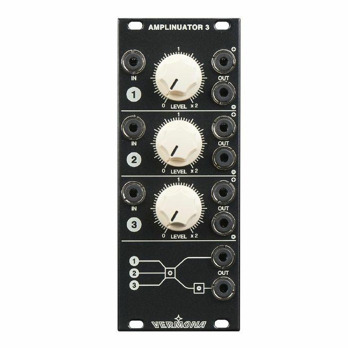 VERMONA - Vermona Amplinuator 3 Attenuator, Amplifier & Mixer Module