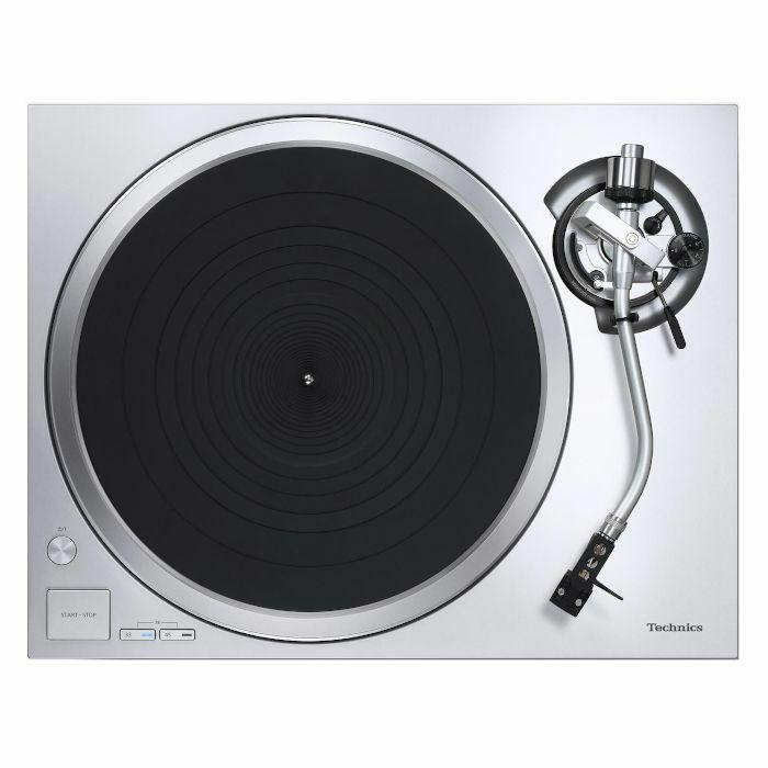TECHNICS - Technics SL1500C Direct Drive Turntable (silver)