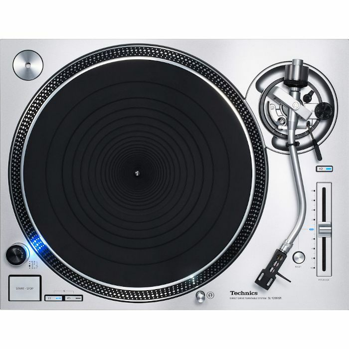 TECHNICS - Technics SL1200GR Direct Drive DJ Turntable