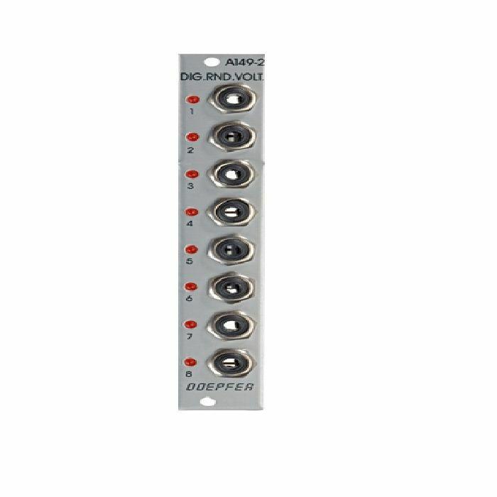 DOEPFER - Doepfer A-149-2 Digital Random Voltages Module