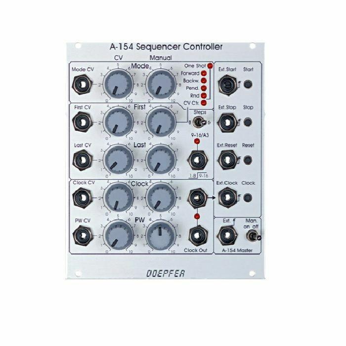 Doepfer A-154 Sequencer Controller Module