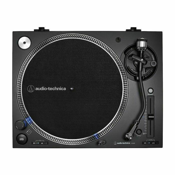 AUDIO TECHNICA - Audio Technica AT LP140XP Direct Drive Professional DJ Turntable (black) (B-STOCK)