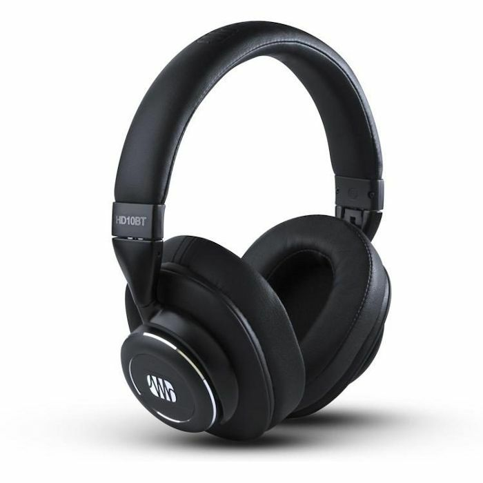 PRESONUS - Presonus Eris HD10BT Closed-Cup Bluetooth Headphones With Active Noise Cancellation