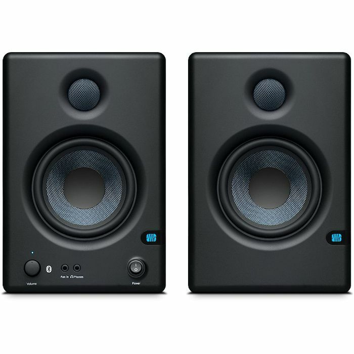 PRESONUS - Presonus Eris E4.5 BT Active Media Reference Studio Monitor Speakers With Bluetooth (pair)