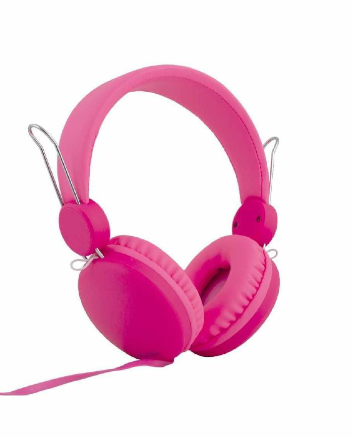 MAXELL - Maxell Spectrum Headphones (pink)