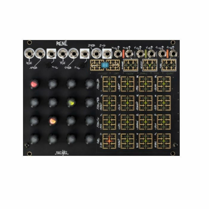 MAKE NOISE - Make Noise Rene Cartesian 3D Music Sequencer Module (2018) (B-STOCK)