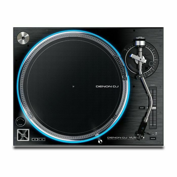 DENON - Denon VL12 Prime Direct Drive Professional DJ Turntable (B-STOCK)