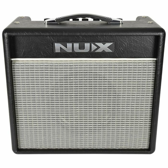 NUX - NUX Mighty 20 BT Guitar Amplifier
