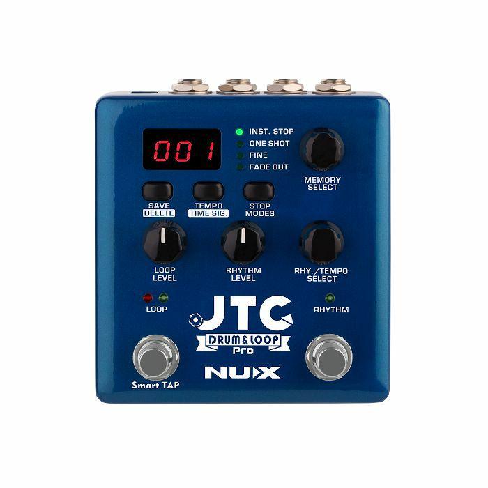 NUX - NUX JTC Drum & Loop Pro Dual Pedal