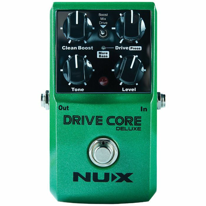 NUX - NUX Drive Core Deluxe Boost & Drive Pedal