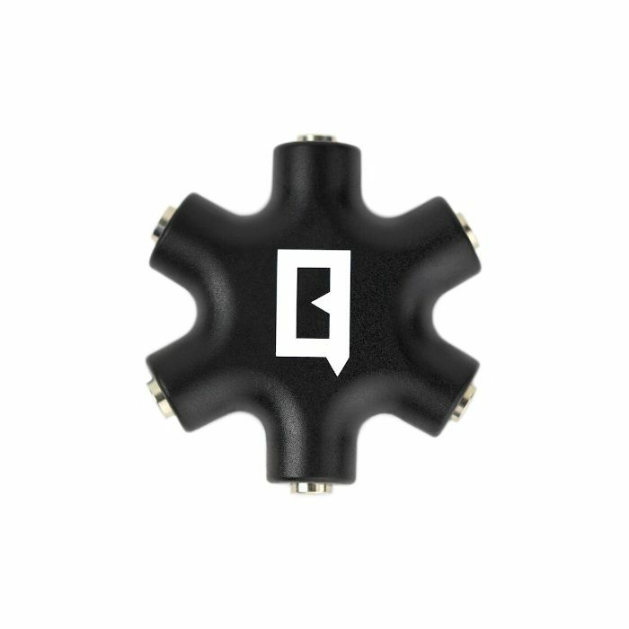 QU BIT - Qu-Bit Qu Splitter 1 Input To 5 Output Signal Splitting Cable Hub
