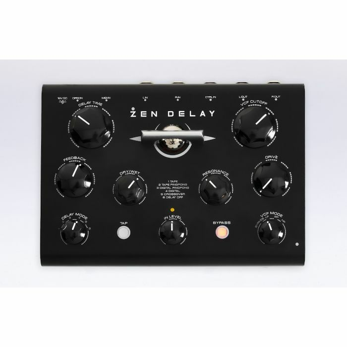 ERICA SYNTHS/NINJA TUNE - Erica Synths/Ninja Tune Zen Delay Desktop Effects Unit