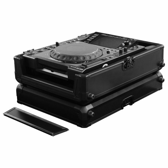 ODYSSEY - Odyssey Krom Series Universal 12 Inch Format DJ Mixer & Large Format Media Player Case (black)