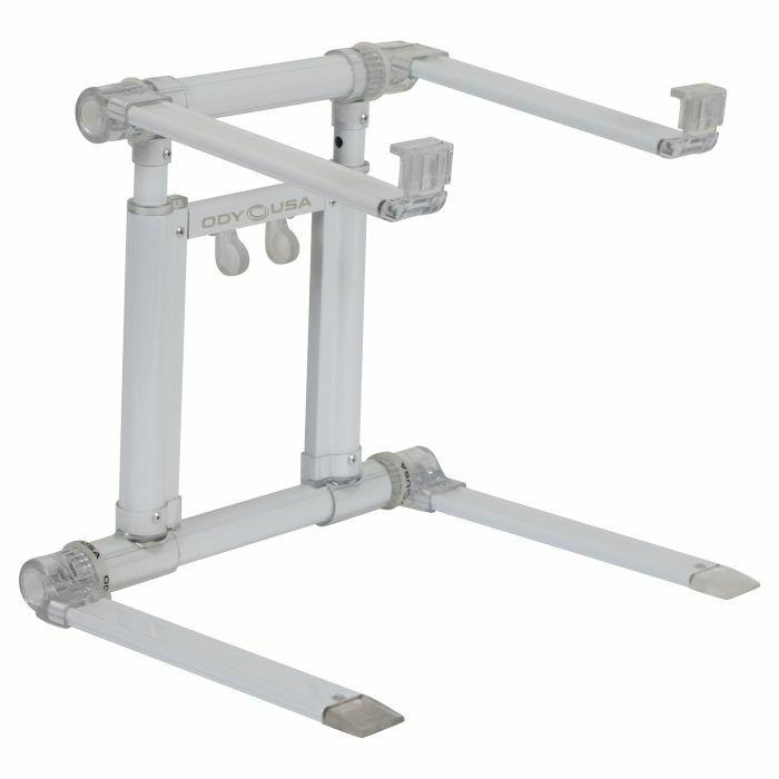 ODYSSEY - Odyssey L Stand 360 Ultra Laptop & Tablet Folding Stand (white)
