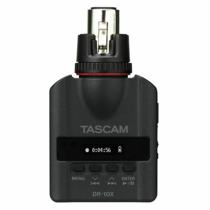 TASCAM - Tascam DR 10X Micro Linear PCM Recorder (B-STOCK)