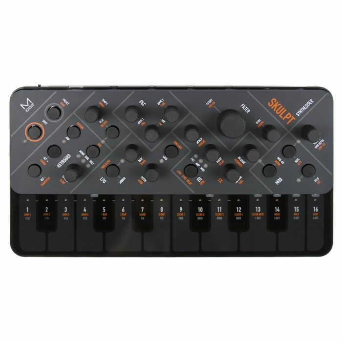 MODAL ELECTRONICS - Modal Electronics SKULPT Virtual Analogue Polyphonic Synthesiser