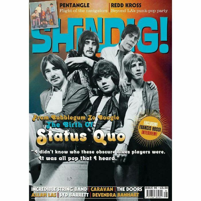 SHINDIG! MAGAZINE - Shindig! Issue 96