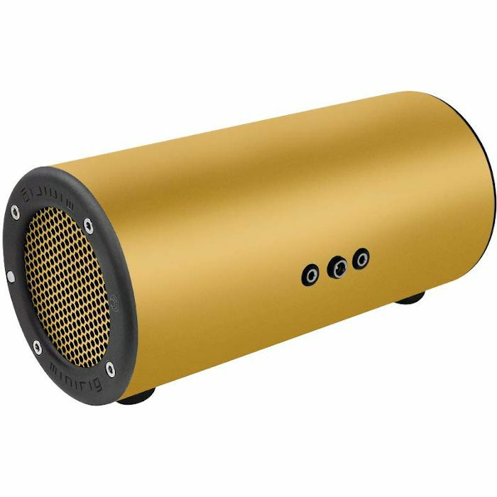 MINIRIG - Minirig Sub 3 Portable Rechargeable Subwoofer (gold)