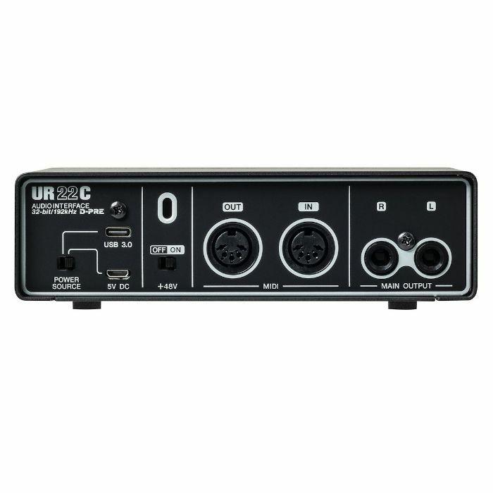 STEINBERG - Steinberg UR22C USB 3 Audio & MIDI Interface