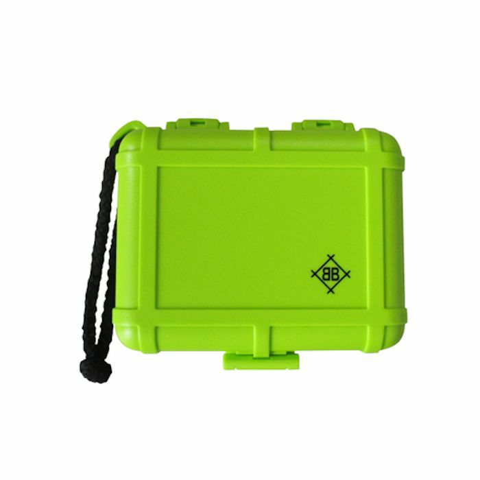 STOKYO - Stokyo Black Box DJ Turntable Cartridge Case (lime edition)