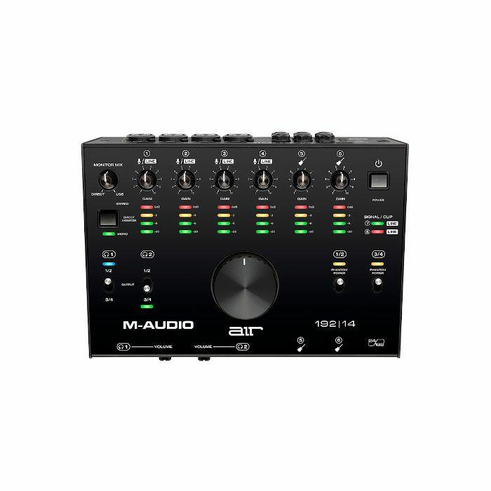 M AUDIO - M Audio Air 192/14 USB Audio & MIDI Interface