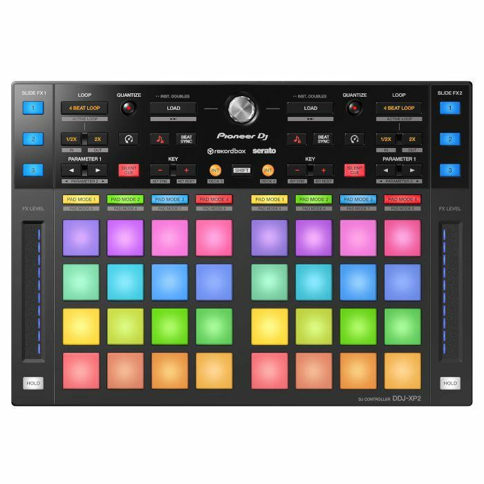PIONEER - Pioneer DDJ XP2 Rekordbox DJ & Serato DJ Pro Controller (black)