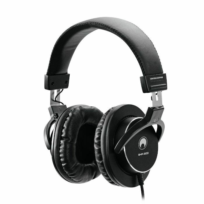 OMNITRONIC - Omnitronic SHP900 Studio Monitoring Headphones