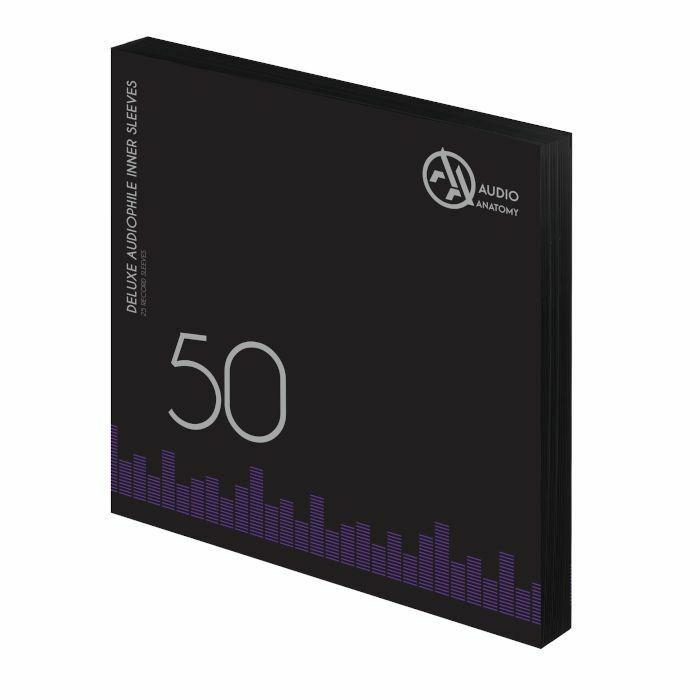 AUDIO ANATOMY - Audio Anatomy Deluxe Anti-Static 12