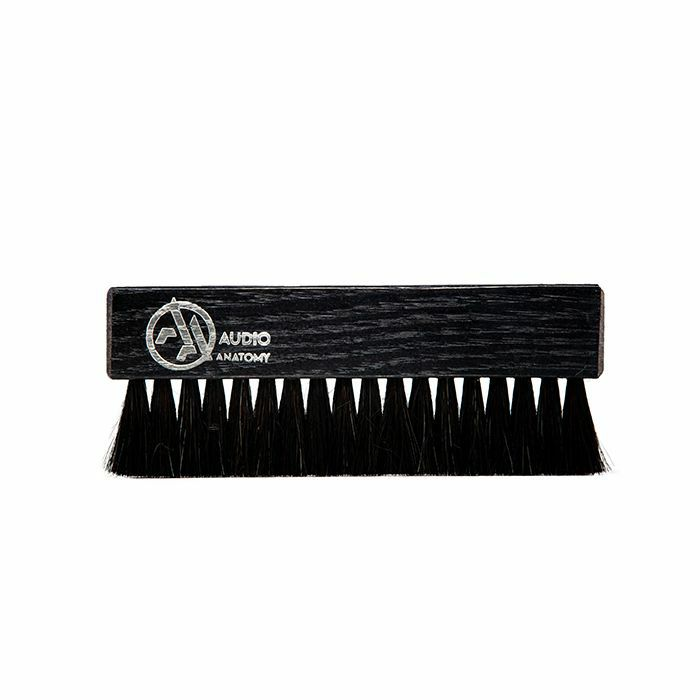 AUDIO ANATOMY - Audio Anatomy Deluxe Vinyl Record Cleaning Brush (black)