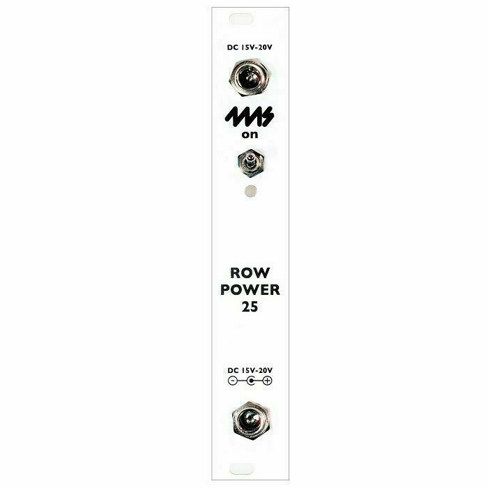 4MS - 4ms Row Power 25 Power Solution For Eurorack Systems (white)