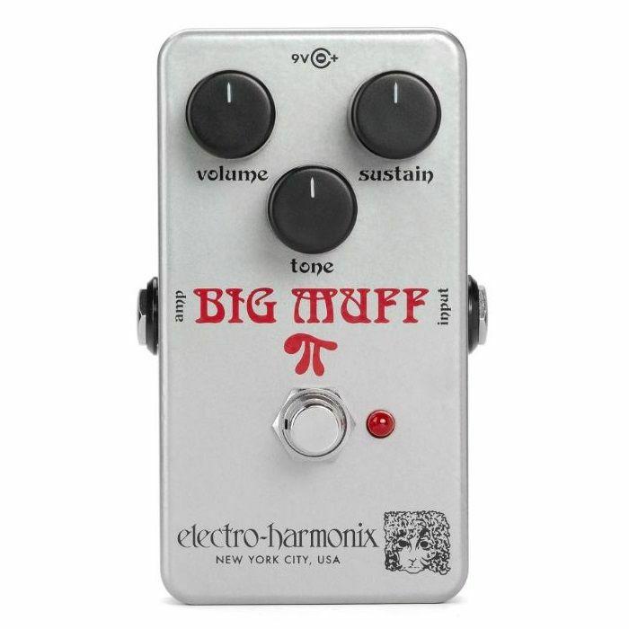 ELECTRO HARMONIX - Electro Harmonix Ram's Head Big Muff Distortion & Sustainer Pedal