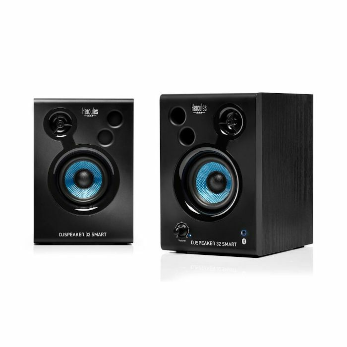 HERCULES - Hercules DJ Monitor 32 Smart Bluetooth Studio Speakers (pair)