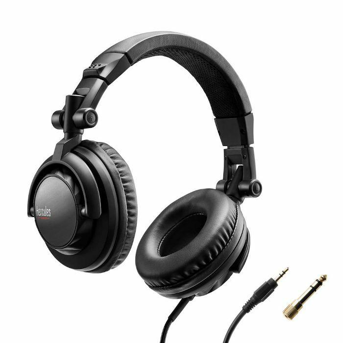 HERCULES - Hercules HDPDJ45 DJ Headphones