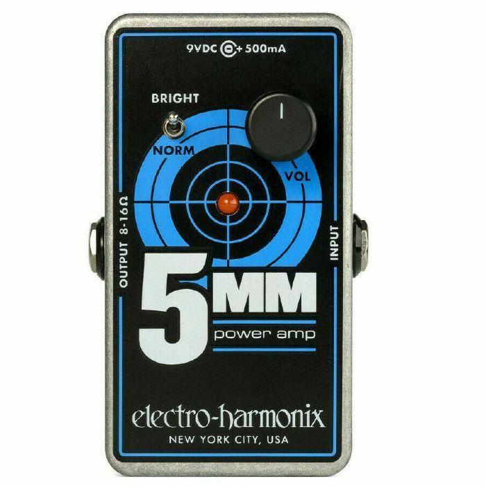 ELECTRO HARMONIX - Electro Harmonix 5MM Power Amp Guitar Amplifier Pedal