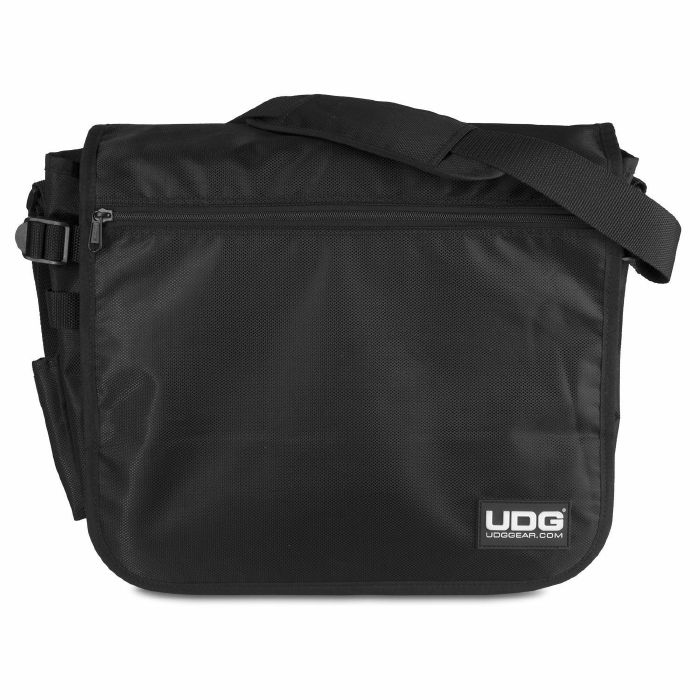 UDG - UDG Ultimate Courier Bag (black, orange inside)