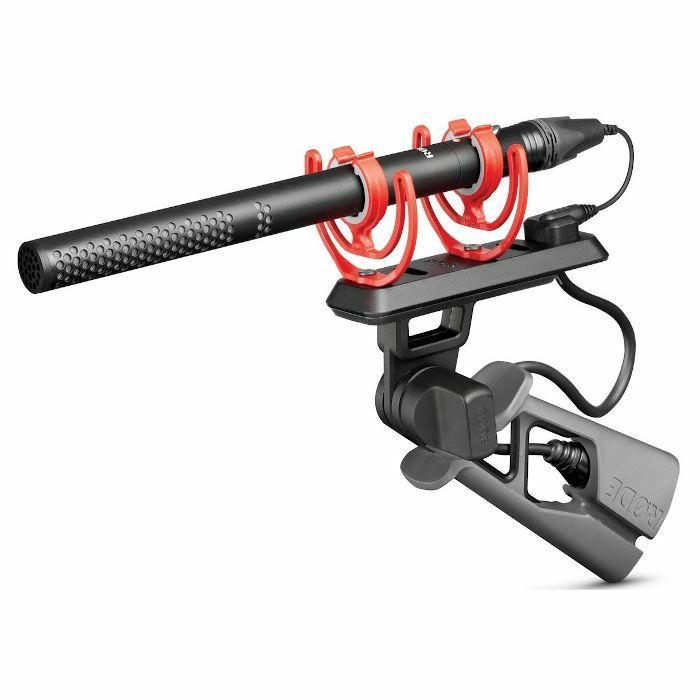 RODE - Rode NTG5 Supercardioid Shotgun Microphone Location Recording Kit