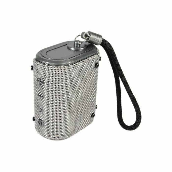 AV LINK - AV Link Wave Waterproof Bluetooth Speaker (silver)