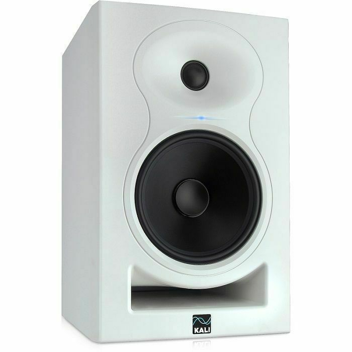 KALI AUDIO - Kali Audio Lone Pine Series LP6 Powered Studio Monitor (white, single)