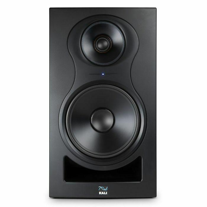 KALI AUDIO - Kali Audio Independence IN8 3 Way Powered Studio Monitor (black, single)