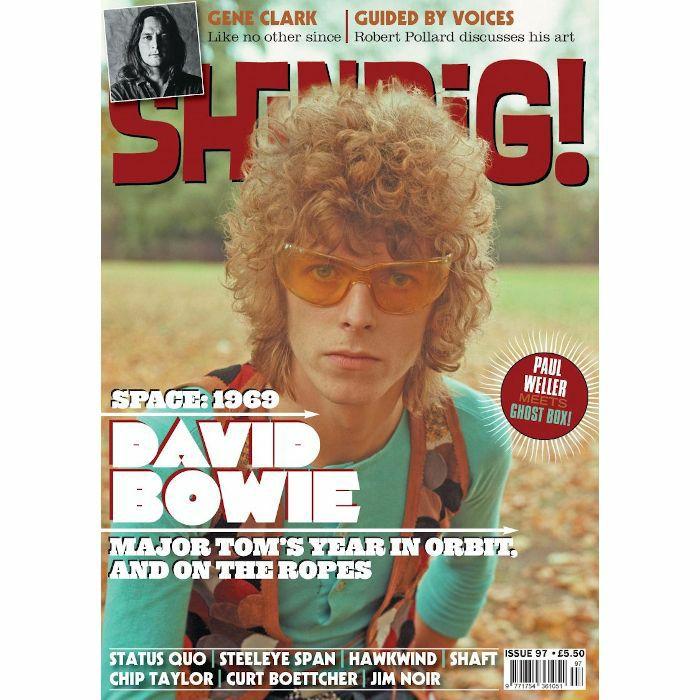 SHINDIG! MAGAZINE - Shindig! Issue 97