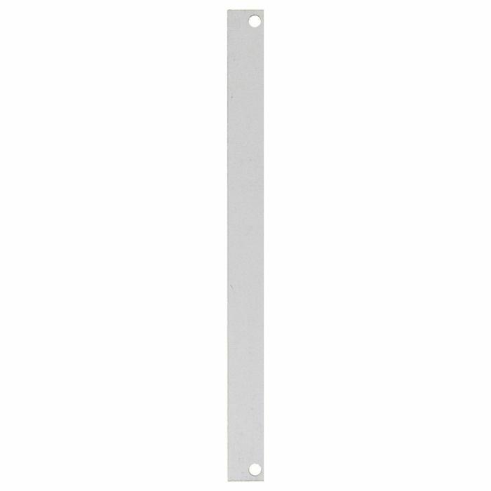DOEPFER - Doepfer A-100B2 Blank Panel 2TE (silver)