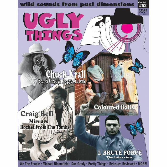 UGLY THINGS - Ugly Things Magazine Issue #52