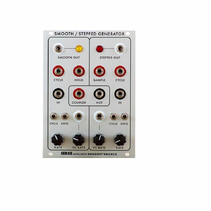 SERGE MODULAR - Serge Modular Smooth & Stepped Generator Module