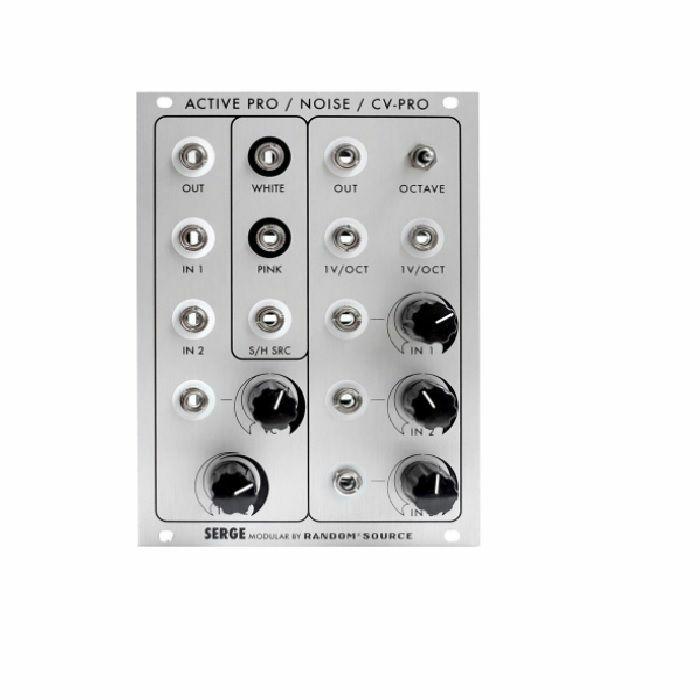 SERGE/RANDOM SOURCE - Serge/Random Source APNC Active Pro, Noise & CV Pro Module