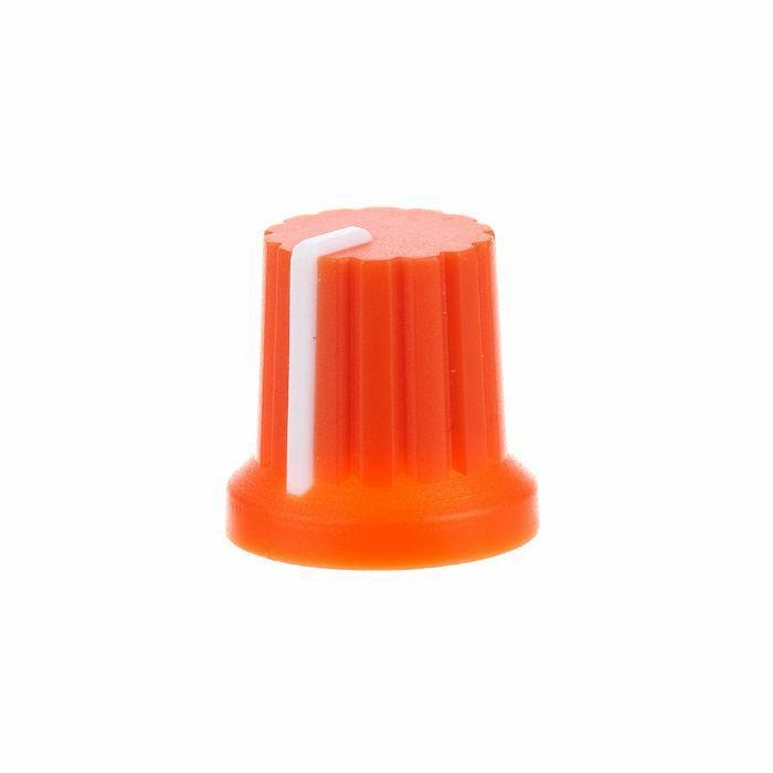 DOEPFER - Doepfer A-100 Synth Module Coloured Rotary Knob (orange, single)