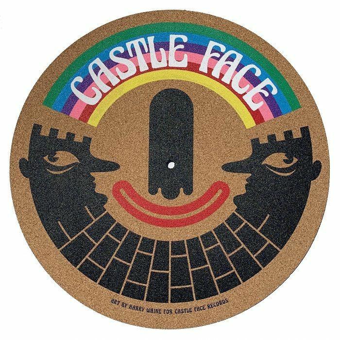 CASTLE FACE - Castle Face Slipmat (single)