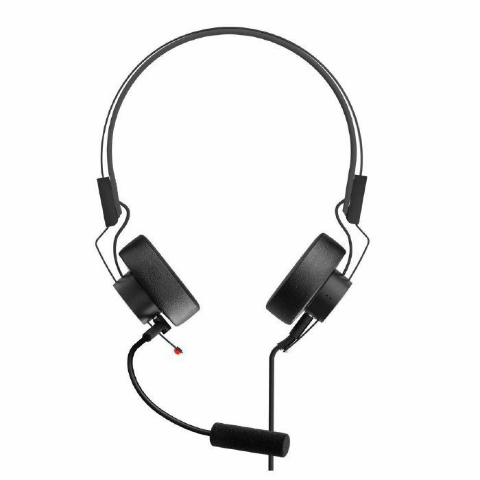 TEENAGE ENGINEERING - Teenage Engineering M1 Personal Monitor Headphones With Detachable & Built In Mic
