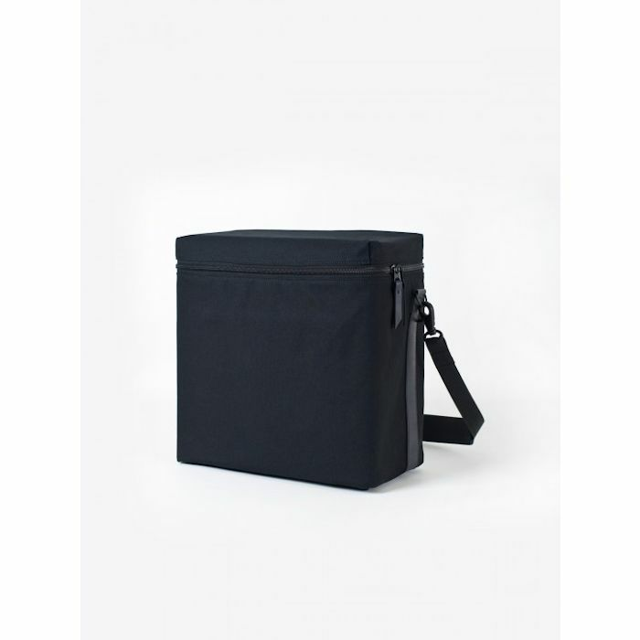 AIRBAG CRAFTWORKS - Airbag Craftworks Playhouse X  Cotton Black Record Bag